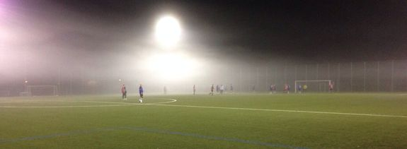 Eindrücke im Nebel