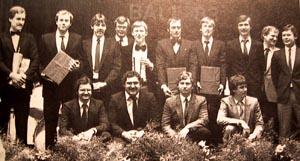 Mannschaft des Jahres 1983