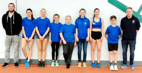 SGE-Leichtathleten 2017