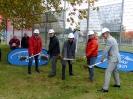 15.10.2021 - Spatenstich Outdoor-Trainingsanlage