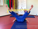 Judo-Workout - Zugübung Beine 1+2