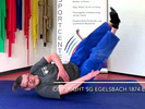 Judo-Workout - Fallübungen