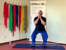 Judo-Workout - Kniebeugen